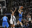 Image from Mavs vs. Spurs