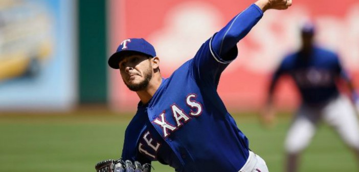 Rangers shutout Oakland in series sweep