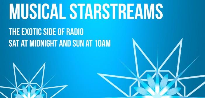 Musical Starstreams is on KNTU.