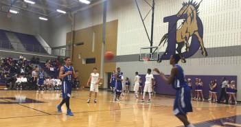 Denton Bronco Basketball