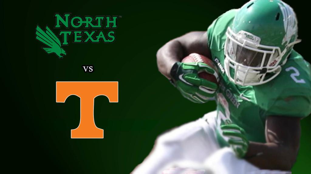 North Texas vs. Tennessee