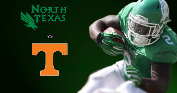 North Texas vs. Tennessee