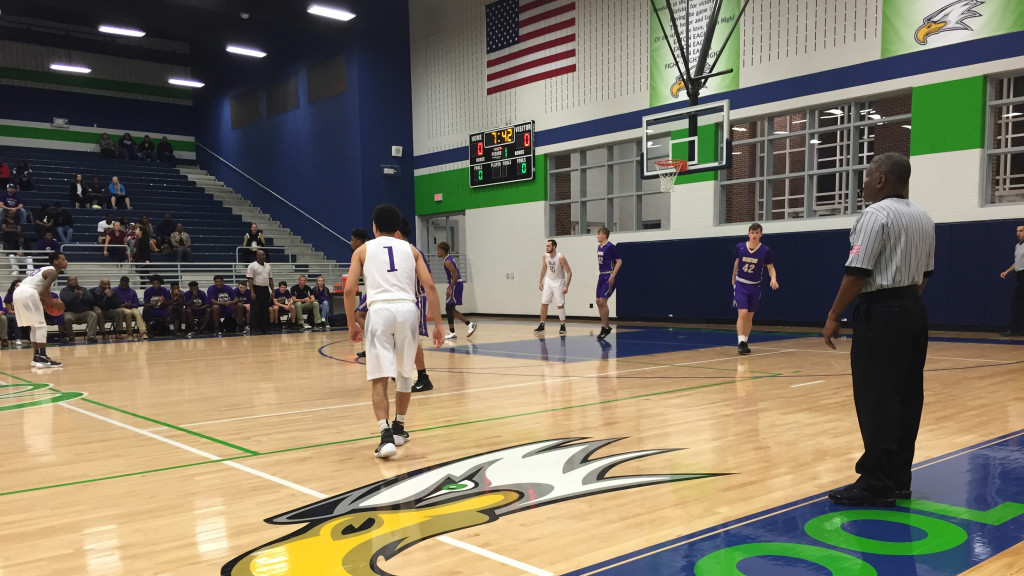 Denton High School Basketball