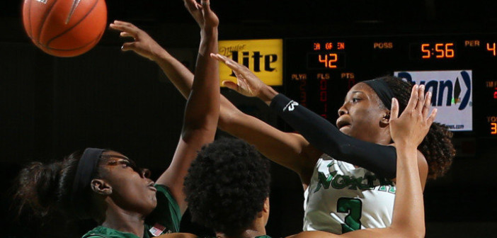 North Texas comes up short against Charlotte