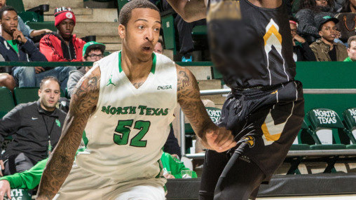 North Texas falls to Old Dominion