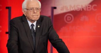 Sanders and Clinton clash