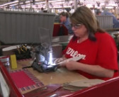 Ohio plant workers take pride in making Super Bowl footballs