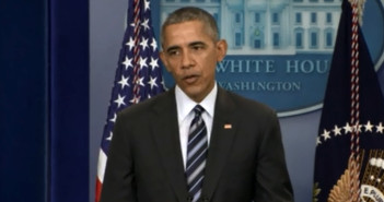 President Barack Obama takes victory lap on economy