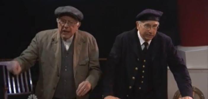 Bernie Sanders makes 'SNL' appearance with Larry David