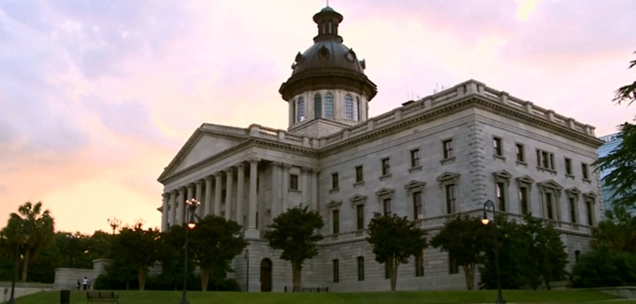 South Carolina gov. signs 20-week abortion ban