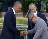 Visitors to Hiroshima memorial reflect on Obama's visit