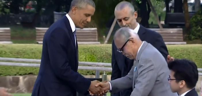 Visitors to Hiroshima memorial reflect on Obama's visit