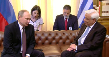 Putin heads to Greece for business, Orthodox Christian site
