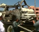 Afghan official: Suicide bombing in Kabul kills 10 people
