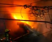 Neighbor says she heard 'boom' before fatal fire