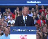 Kasich ends White House bid; clears Trump's path