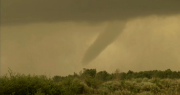 Tornadoes spotted in Plains states, no major damage reported
