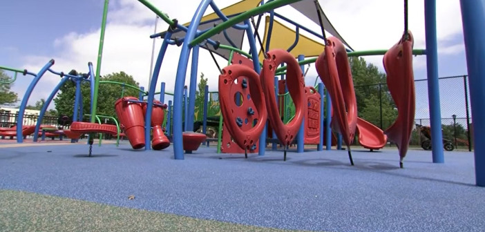 Playground concussions are on the rise