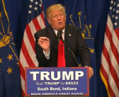 Trump says Indiana win means 'it's over'