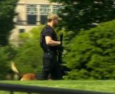 Secret Service says agent shot man with firearm