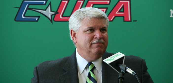 Rick Villarreal stepping down as North Texas' athletic director