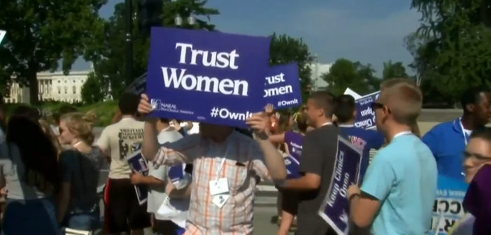 Abortion rights group celebrates court win