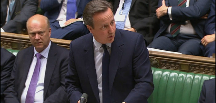 Cameron: UK won't trigger exit talks right away
