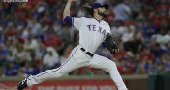 Rangers allow four runs in ninth, fall to Red Sox