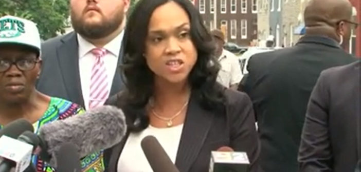 Prosecutors drop charges in Freddie Gray case