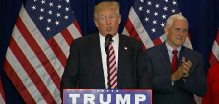 Trump: Wouldn't accept Cruz nod if offered