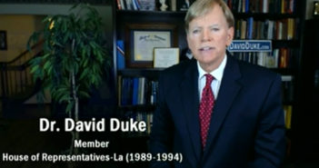 Ex-KKK leader Duke: 'My time has come'