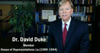 Ex-KKK leader Duke: 'My time has come'