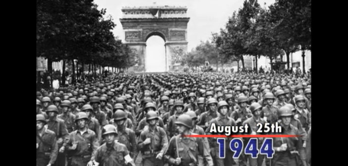 Today in History: Aug. 25