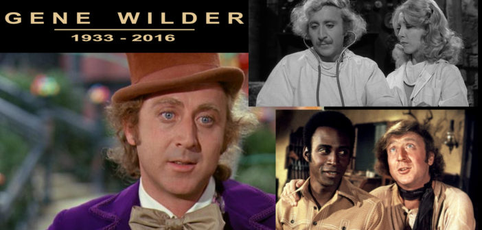Actor Gene Wilder, star of Mel Brooks movies, dies at 83