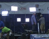 Getting ready for Monday's presidential campaign debate