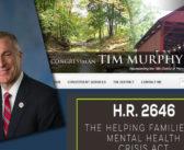 Pennsylvania congressman Tim Murphy helps save man's life