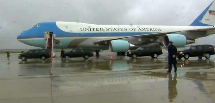 Obama departs to Israel for Peres memorial service
