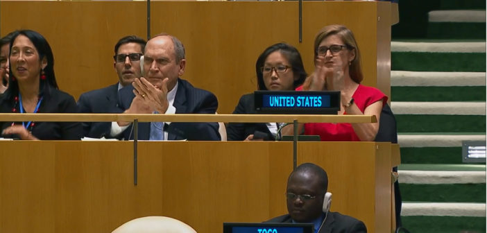 Diplomats: US expected to abstain on UN vote on Cuba embargo