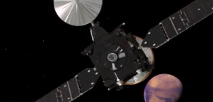 European Space Agency: Still no signal from Mars lander