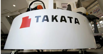 U.S. confirms 11th death due to Takata air bags