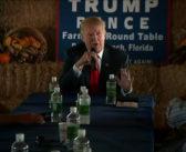 Trump claims bad polls are 'phony'