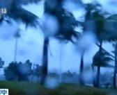 Super typhoon slams into northeastern Philippines