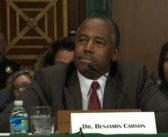Sen. Warren questions HUD secretary-designate Carson