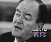 Today in History: Jan. 13