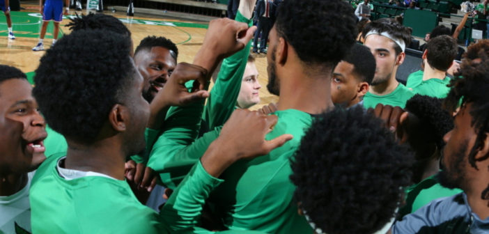 Post season hopes gone for Mean Green with loss to Golden Eagles