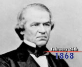 Today in History: Feb. 24