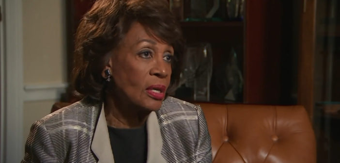 Rep. Maxine Waters' no-holds-barred remarks find fans