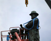 Gen. Lee the last Confederate statue removed in New Orleans