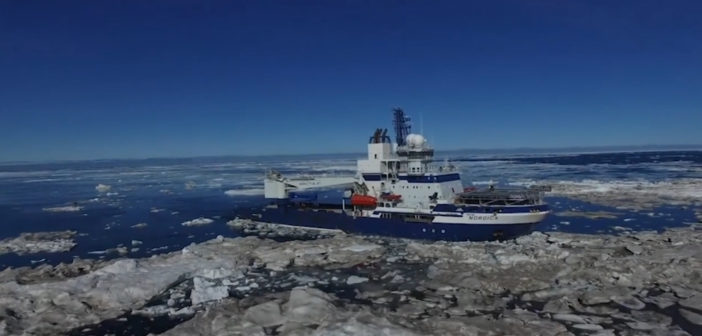 Battering rams of the Arctic: icebreakers, explained