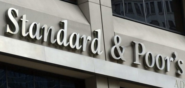 Standard & Poor's cuts China credit rating, citing debt
